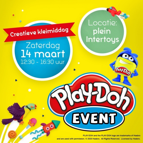 Play-Doh event!
