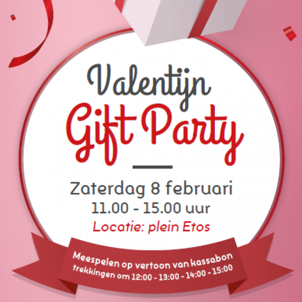 Valentijn Gift Party!