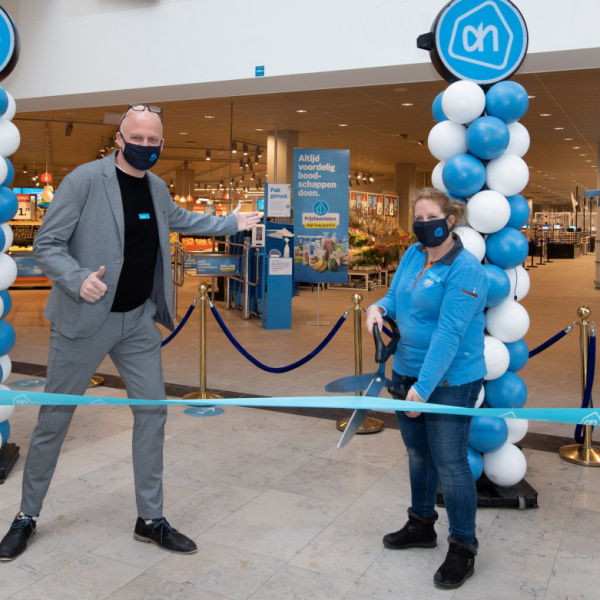 Albert Heijn XL is geopend